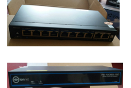 SWITCH POE 8 PORT IONNET IFE-1008G (120)
